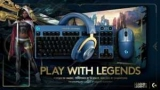 Logitech G и Riot Games представили геймерскую периферию в стиле игры League of Legends